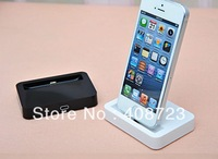 Portable Dock Charger For iPhone 5 5G Dock Station