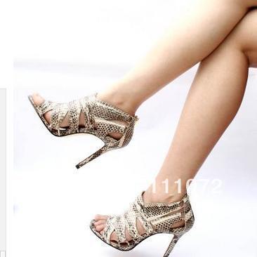 High heels sandals for women
