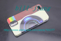 for iphone 4s case, MOQ 1PC  Camera Insta Instagram Hard Back Case for iphone 4 4S 4TH 4G 1pcs/lot china post
