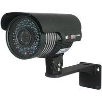 600TVL SONY CCD 6mm Lens 36PCS IR LEDs CCTV Infrared Weatherproof Camera,free shipping!