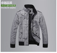 Мужской пуховик Men's Jackets, men's overcoat, down coat, Double Platoon To Buckle Dust Coat Male Plus Large Coat
