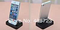 High qualtiy Dock Charger for iPhone 5G Dock for iPhone 5 with retail package