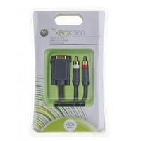 VGA HD AV Cable for XBox 360