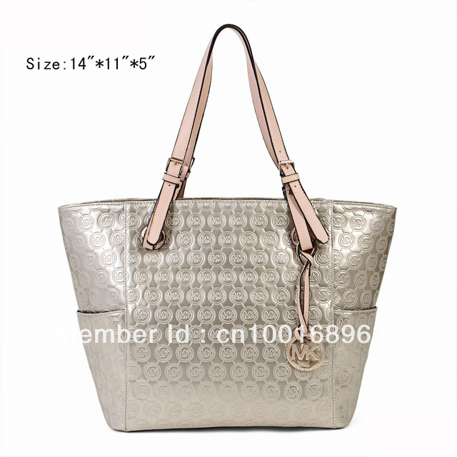 2013Hot sale! 2013hot!Free shipping!Classic style women's PU leather handbags for women.cheap and fine.good collocation,golden.(China (Mainland))