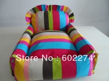 2012 wholesales Customize thickening canvas pet nest dog bed large dog kennel dog bed pet bed China the best qualtiy pet nests(China (Mainland))