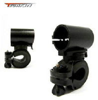 20425 Rotation of the gun type lamp holder / rotatable pistol type bicycle lamp clip / lamp rack