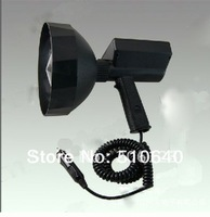 Eagleye! New arrival scope mounted handheld spotlight, xenon flashlight/hid hunting spotlight for Hunting marine