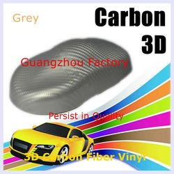 Factory Promotion Sale!1.52*30M 3D Carbon Fiber Vinyl Film for car full body, Dark Blue, 13 colors choice, without bubble free(China (Mainland))