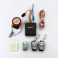 Motorbike Motorcycle Alarm Immobiliser Remote Start For Bike Scooter LOCK SECURI