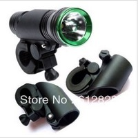 10pcs/lot Free Shipping Cycling Bike Bicycle Front light Clip Flashlight Holder Torch Bracket