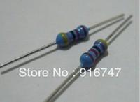 Metal film resistor HS  47K 47K 1% 0.25W OFC