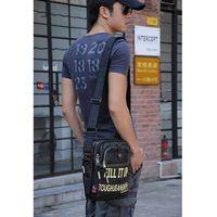 Recessionista tough 2012 shoulder bag messenger bag casual bag school bag