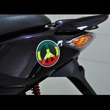 MinOrder$19.99 round picture of travel bag car sticker, CPAM(China (Mainland))