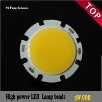 3W COB surface light source LED bulb LED Downlight LED Spotlight genuine Taiwan chip Free Shipping