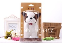 Free Shipping!Retail 1pcs New fashion 3D Cute I DO Plush Dolls Case for iPhone 5 5G,monkey ,dog and bear fuzzy case for iphone 5