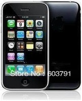 "Original Factory smartphone Unlocked 3GS 16GB  Mobile Phone smartphone Wi-Fi GPS 3.0MP 3.5""TouchScreen 3G iOS free ship"