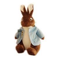 50cm peter rabbit birthday gift rabbit doll rabbit plush toy small on rabbit original box