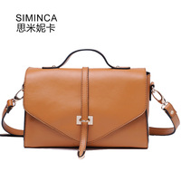 MINNIE card 2013 OL outfit leather bag vintage casual cross-body mmobile commercial messenger bag