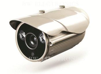 2pcs/lot Free Shipping 1/4'' 700TVL CMOS Bullet Camera With IR-CUT 50M Night Vision Waterproof IP66 BW2C7CR