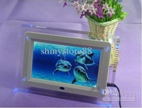 7 inch Digital Photo Frame with LED MP3 Music Video Frame