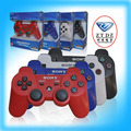 Bluetooth Wireless Daul Shock Controller for PS3 Playstation 3 Game Accessory