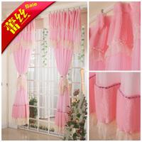 Swan dance quality velvet lace curtain window screening screen window