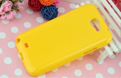 100 PCS / lot Wholesale DHL Free TPU Case Silicon Back Cover Gel Sleeve Soft Jelly Shell For Samsung Galaxy Note2 N7100 #105(China (Mainland))