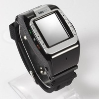 2013 Hot Russian menu Watch  Mobile Phone  Touch Screen Bluetooth Unlocked Quad-band cell phone Black white pink