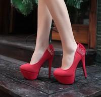 Туфли на высоком каблуке  CZ-2298