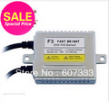 FREE SHIPPING, FASTER THAN OEM BALLAST, HOT F3 FAST BRIGHT AC 35W DIGITAL HID XENON BALLAST, BRIGHT IN ONE SECOND