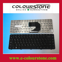 Free shipping brand new RU laptop keyboard notebook keyboard for HP CQ43 G4 G6 Series V121046AS1