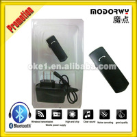 free shipping high quality Stylish Cell Mobile Phone Bluetooth headset suitable for iphone