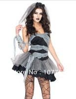 New Arrival Free Shipping Sexy Night demon Christmas Costumes,Vampire Princess Dress XXGFS0001