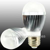 4W  led bulb lamp light bulbs bubble ball bulb Scrub warm white led e27 b22  bulb leds energy saving Spot light lamp