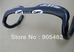 2012 NEW Zipp VukaSprint Full Carbon Fiber Bicycle Road Handlebar 400MM 420mm 440MM Free Shipping(China (Mainland))