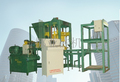 NYQT4-15 automatic brick machine|block machine|hollow block making machine(China (Mainland))