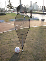 Football human body model,portable soccer wall, football shooting practice