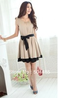 [W535]2013 Fashion woman dress,sexy dress,chiffon dress,evening gowns,club dresses,party dress  FREE SHOPPING