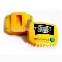 Large LCD  Run Step Pedometer Walking Distance 10pcs wholesale Freeshipping