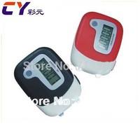 LCD Run Step Pedometer Walking Distance 10pcs wholesale Freeshipping