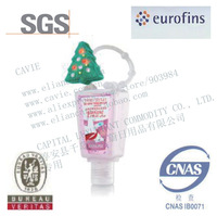 30ml  Hand Sanitizer With Silicon Holder Hanging Cute  Decorations