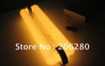 (Wholesale-DHL Free Ship) 300W Square/Rectangular Induction lighting 2700K/5000K/6500K Grow Light Cheaper than LED Big Power