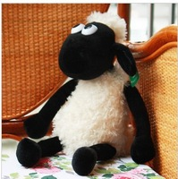 free shipping!! babys plush toys lovely shaun the sheep stuffed toys fashion home decoration 23cm