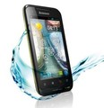 "Lenovo A660 Android4.0 MT6577 1GHz Dual Core 4G ROM 4"" 800* 480 Dual Cameras 5MP Dual SIM Waterproof 3G Cell Phone"