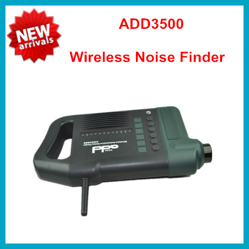 Newest Auto dignostic tool Vehicle noise testing tool ADD3500 Noise Finder(China (Mainland))