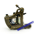 Handmade tattoo machine brass 12 coil high quality hot sale