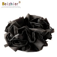 Hair accessory handmade rose sweet elegant fabric headband hair rope f0164