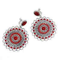 Accessories bohemia earrings no pierced stud earring earrings female m0127