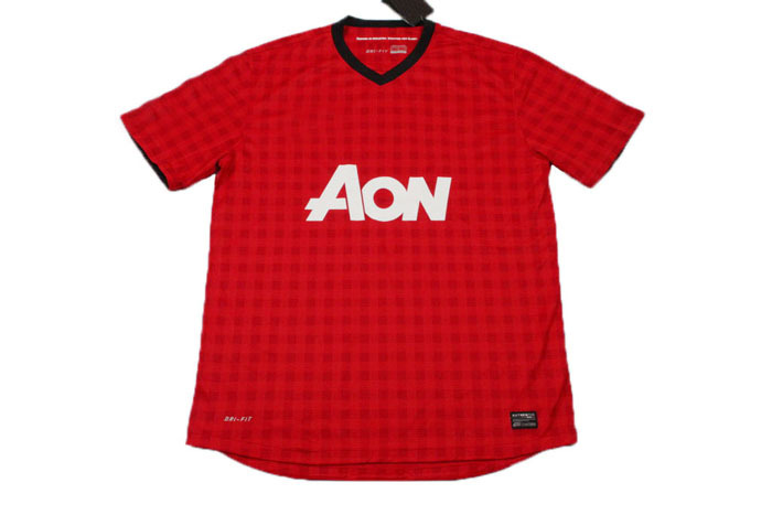 Free shipping! #10 Rooney ,#14 CHICHARITO ... Thai quality red soccer jersey(only shirts) 2012,+ can customs names&number(China (Mainland))
