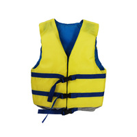 Child life vest baby floating coat professional buoyancy clothing